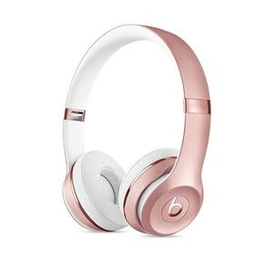 фото Beats by Dr. Dre Solo 3 Wireless Rose Gold (MNET2)