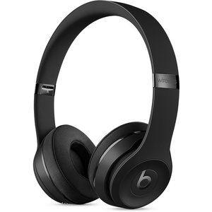 фото Beats by Dr. Dre Solo 3 Wireless Black (MP582)