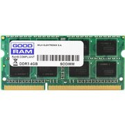 фото GOODRAM SO-DIMM DDR3 1600MHz 4GB (GR1600S364L11/4G)