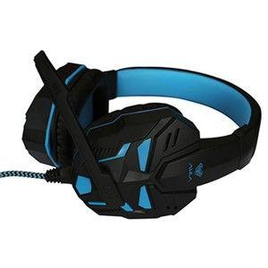 фото Acme Prime Gaming Headset Backlight AULA Black-Blue (6948391256030)