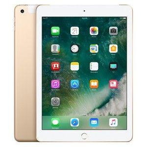 фото  Apple iPad Wi-Fi + Cellular 128GB Gold (MPGC2, MPG52)