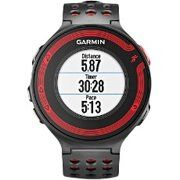 фото Garmin Forerunner 220 Black/Red Watch With HRM-Run (010-01147-40)