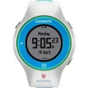 фото Garmin Forerunner 610 Special Edition (White, Blue and Green) (010-00947-15)