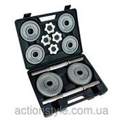 фото Stein Home Dumbbell Hammer Set Box (DB-2509)