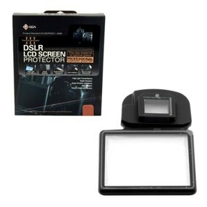 фото GGS LCD Screen Protector detachable (III) Canon 550D