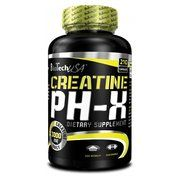 фото BioTech Creatine pH-X, 210 caps