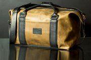 фото Кожаная спортивная сумка Sport-Travel DS Military