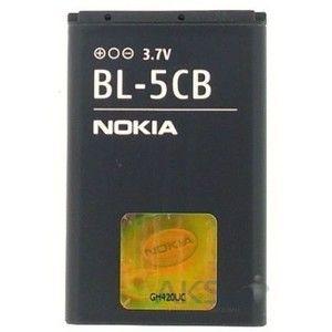 фото Nokia BL-5CB (800 mAh)
