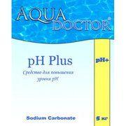 фото AquaDOCTOR Регулирование уровня pH (рН+) упаковка: 5 кг (pH+ (5 кг))