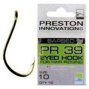 фото Preston Innovations PR39 Eyed Hook 14 (10pcs)