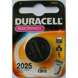 фото Duracell CR-2025 bat(3B) Lithium 1шт 81269159