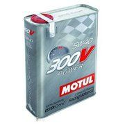 фото Motul 300V Power 5W-40 20л