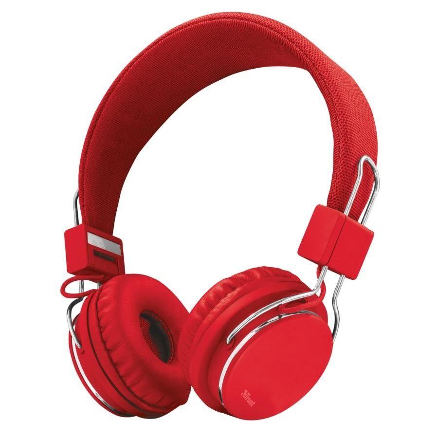Trust Urban Ziva Foldable Red (21822) - купить в интернет-магазине ... b765dae94baab