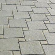 Плитка тротуарная Венера 300x300x30 мм серая Тип плитка, размер 300x300x30 мм