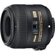 фото Nikon AF-S DX Micro Nikkor 40mm f/2.8G