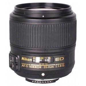фото Nikon AF-S Nikkor 35mm f/1.8G ED