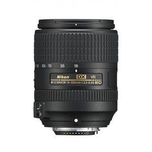 фото Nikon AF-S DX Nikkor 18-300mm f/3.5-6.3G ED VR
