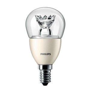 фото Philips MAS LEDluster D 6-40W E14 827 P48 CL (929000272002)