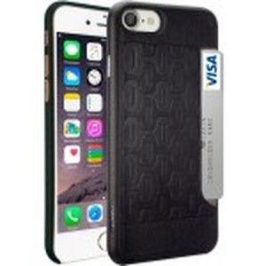 фото Ozaki O!coat 0.3 +Pocket case iPhone 7 Black (OC737BK)