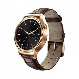 фото HUAWEI Watch (Gold Stainless Steel with Gold Stainless Steel Link Band)