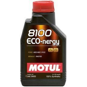 Motul 8100 Eco-nergy 5W-30 4л