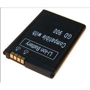 фото PowerPlant Аккумулятор для LG IP-520N GD900 (1000 mAh) - DV00DV6114