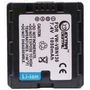 фото ExtraDigital Аккумулятор для Panasonic VW-VBN130, Li-ion, 1050 mAh - DV00DV1361