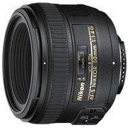 фото Nikon AF-S Nikkor 50mm f/1.4G