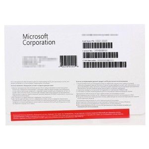 фото Microsoft Windows Server Standart 2012 R2x64 Russian 2CPU/2VM DVD (P73-06174)