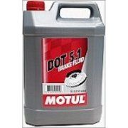фото Motul DOT-5.1 Brake Fluid 5л