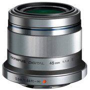 фото Olympus ZUIKO DIGITAL 45mm f/1.8