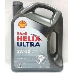 фото Shell Helix Ultra 5W-30 1л