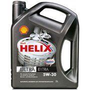 фото Shell Helix Ultra 5W-30 4л