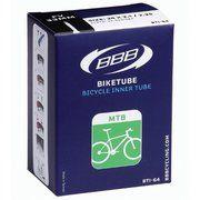 фото BBB Велокамера BTI-68 27.5x2.1-2.35 FV-48