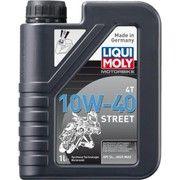 Liqui Moly MOTORBIKE 4T 10W-40 STREET 1л