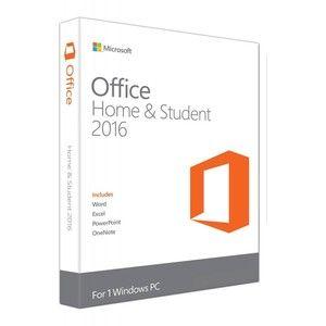 фото Microsoft Office 2016 для дома и учебы 32/64 Ukrainian для 1 ПК Коробочная версия (79G-04633)