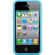фото Apple iPhone 4/4S Bumper Blue (MC670)