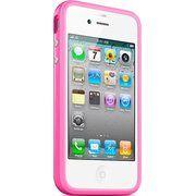 фото Apple iPhone 4/4S Bumper Pink (MC669)