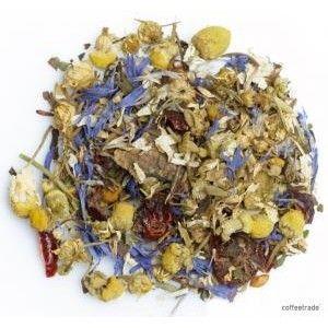 фото Teahouse Чай травяной листовой TH Горные Травы п/э 250г