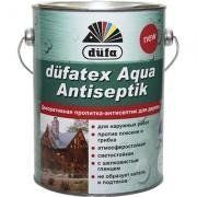 фото Dufa Dufatex Aqua Antiseptik орех 2.5 л