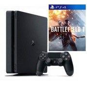 фото Sony PlayStation 4 Slim (PS4 Slim) 1TB + Battlefield 1