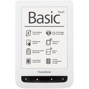фото Pocketbook Basic Touch (624) White