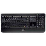 фото Logitech Wireless Illuminated Keyboard K800 (920-002395)