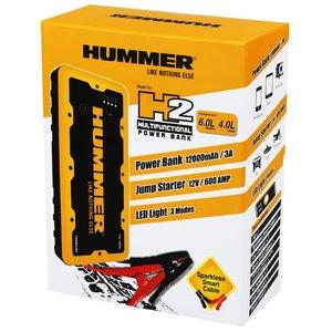 фото Пуско-зарядное устройство HUMMER H2 Jump Starter + Power Bank + LED фонарь