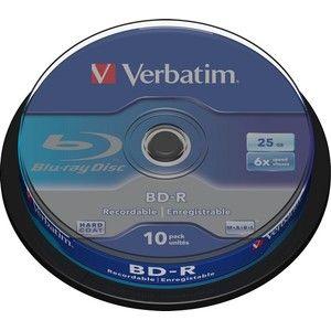 фото Verbatim BD-R 25GB 6x Cake Box 10шт (43742)