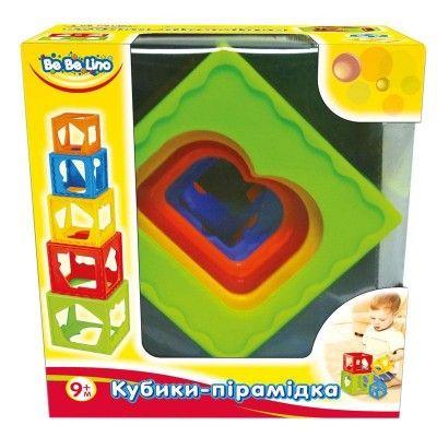 Bebelino Кубики-пирамидка (57028)