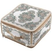 "фото Handy Home Коробка для хранения пластиковая на молнии ""Кружева"" - M (ESH04-M)"