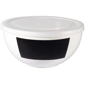 фото ASA Selection Салатник с крышкой Memo 22,5х12 см белый (5198147)