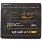 фото Килимок для миші AH-64E Apache Schematics Mousepad