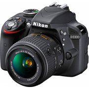 фото Nikon D3300 kit (18-55mm VR II)